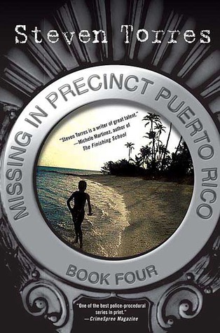Missing in Precinct Puerto Rico: Book Four