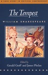 The tempest : a case study in critical controversy