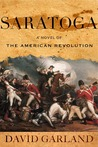Saratoga: A Novel of the American Revolution