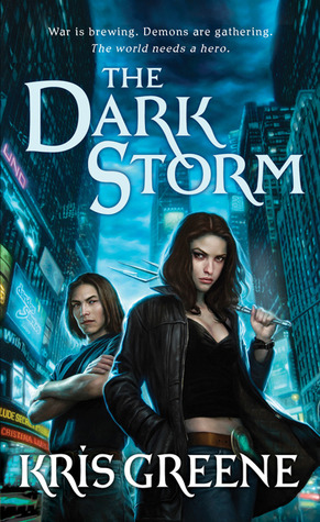 The Dark Storm by Kris Greene