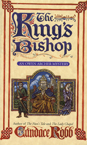 The King's Bishop (Owen Archer, #4)