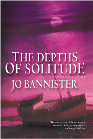 The Depths Of Solitude By Jo Bannister Reviews border=