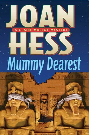 Mummy Dearest by Joan Hess