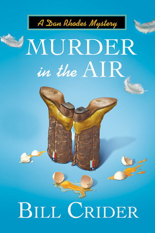 Murder in the Air: A Dan Rhodes Mystery (Sheriff Dan Rhodes #17)