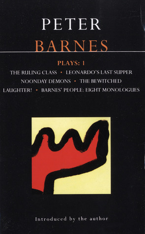 Plays 1 by Peter Barnes