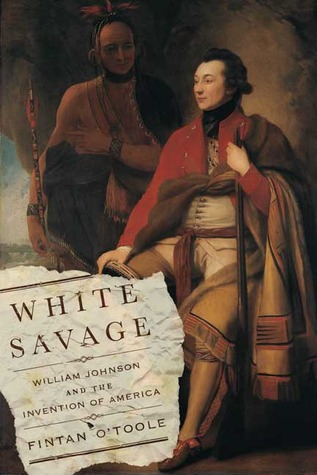 White Savage by Fintan O'Toole