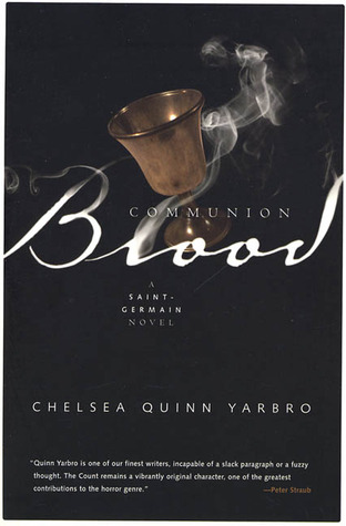 Communion Blood (Saint-Germain #12)