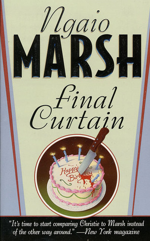 Final Curtain by Ngaio Marsh