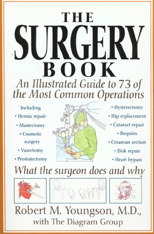 Surgery Book: An Illustrated Guide to 73 of the Most Common Operations