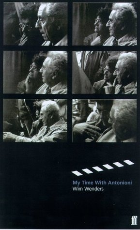 My Time with Antonioni by Wim Wenders