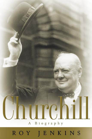 Churchill by Roy  Jenkins