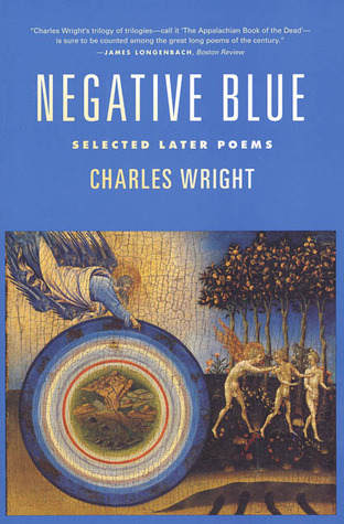 Charles Wright negative blue