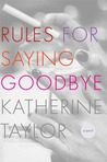 Rules for Saying Goodbye