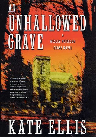 An Unhallowed Grave by Kate Ellis