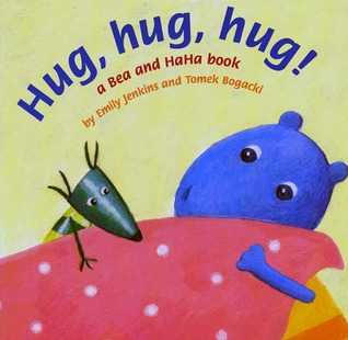 Hug, Hug, Hug!: A Bea and Haha Book