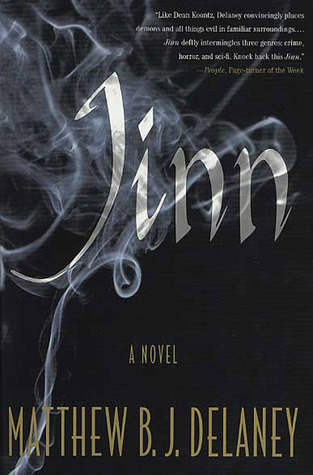 Jinn by Matthew B.J. Delaney