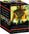 The Mortal Instruments Boxed Set: City of Bones; City of Ashes; City of Glass