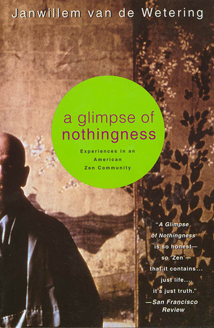 A Glimpse of Nothingness by Janwillem van de Wetering