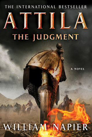 Attila: The Judgment (Book 3)