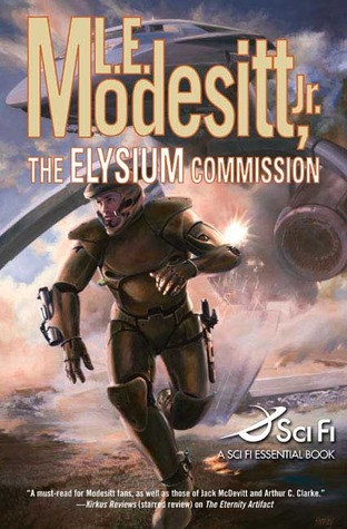 The Elysium Commission by L.E. Modesitt Jr.
