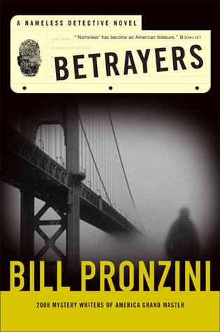 Betrayers (Nameless Detective, #35)