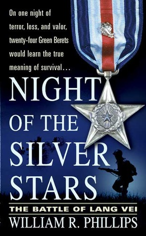 Night of the Silver Stars by William R. Phillips