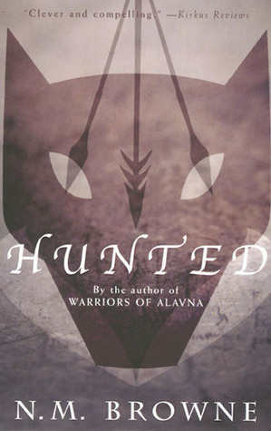 Hunted by N.M. Browne