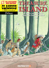 Treasure Island (Classics Illustrated Deluxe, #5)