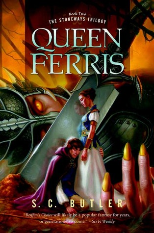 Queen Ferris by S.C. Butler
