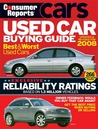Used Car Buying Guide 2008 (Consumer Reports Used Car Buying Guide)