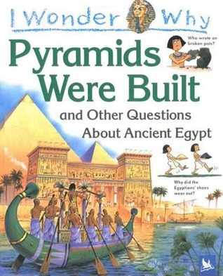 I Wonder Why the Pyramids Were Built by Philip Steele