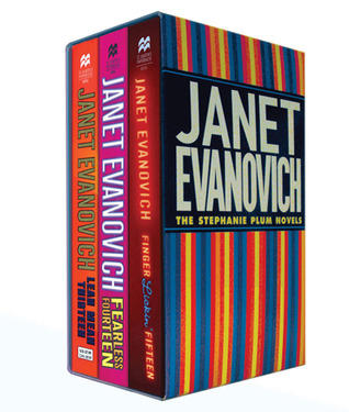 Janet Evanovich Boxed Set #5 (Stephanie Plum, #13-15)