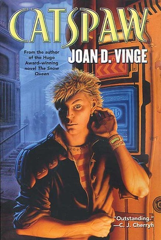 Catspaw by Joan D. Vinge