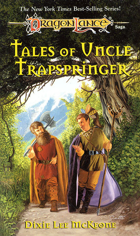 Tales of Uncle Trapspringer by Dixie Lee McKeone