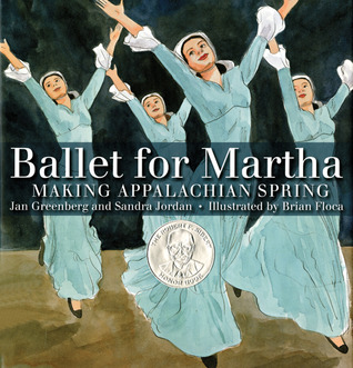 Ballet for Martha by Jan Greenberg