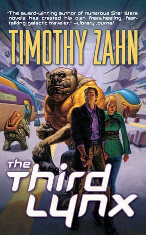 Download online for free The Third Lynx (Quadrail #2) by Timothy Zahn PDF