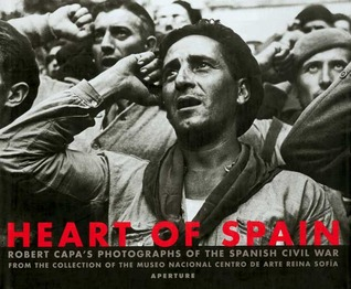 Heart Of Spain by Robert Capa
