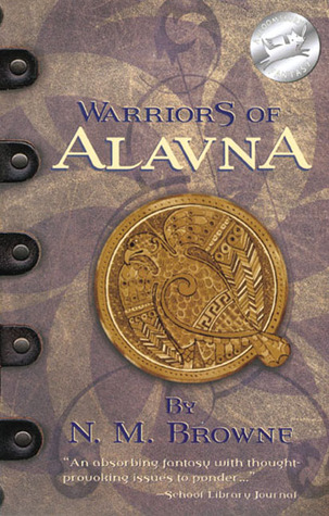 Warriors of Alavna by N.M. Browne