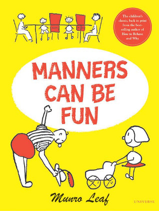 Manners Can Be Fun