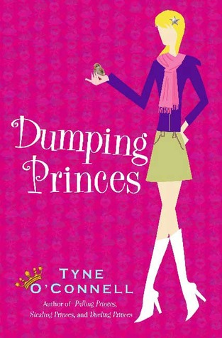 Download free Dumping Princes (Calypso Chronicles #4) PDF by Tyne O'Connell
