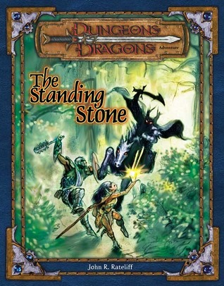 The Standing Stone by John D. Rateliff
