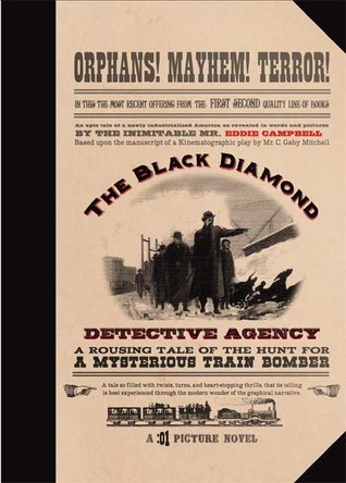 The Black Diamond Detective Agency Collector's Edition by Eddie Campbell