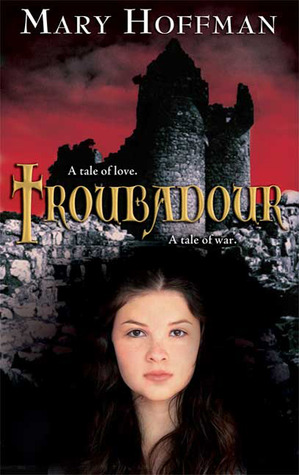 Troubadour by Mary Hoffman