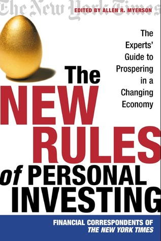 The New Rules of Personal Investing: How to Prosper in a Changing Economy