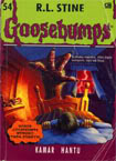 Don't Go To Sleep! - Kamar Hantu by R.L. Stine
