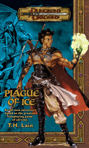 Plague of Ice by T.H. Lain