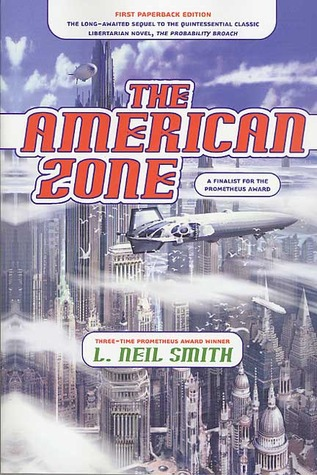 The American Zone (North American Confederacy #7)