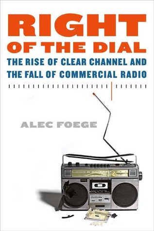 Right of the Dial by Alec Foege