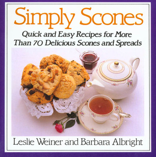 Simply Scones by Leslie Weiner