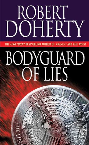 Bodyguard of Lies (The Cellar #1)